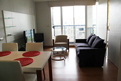 Cozy <strong>condo for rent in Bangkok</strong>, Tree condo Luxe